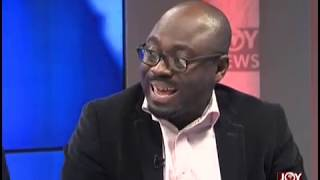 Ghana's Credit Rating - PM Express on JoyNews (17-9-18)
