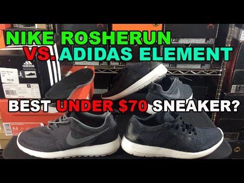 nike-rosherun-vs-adidas-element-comparison!-great-summer-sneakers-under-$70!
