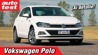 Prueba - Volkswagen Polo Highline - Motorpress Argentina