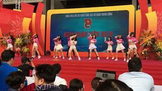 [Nhảy Flashmod] Havana, Talk to me, Bboom Bboom... - Giải Nhì Hội thi dân vũ các trường đại học