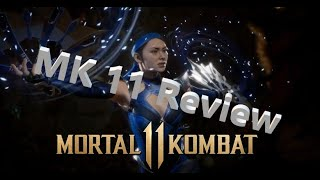 MK11 Review and Online Game Play