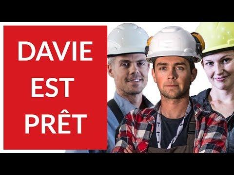 Davie est prêt
