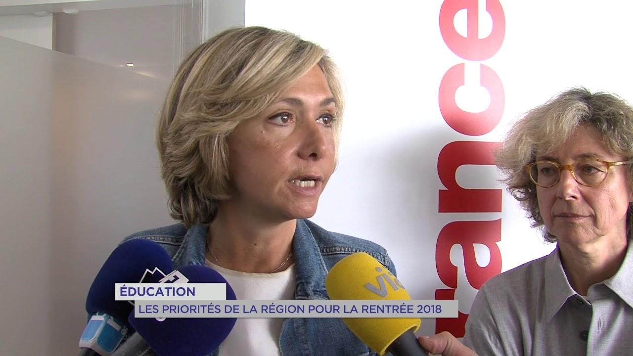 lycees-les-prioritees-de-la-region-pour-la-rentree-2018