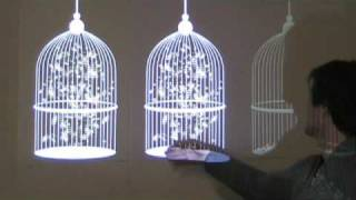 firefly, concept lamp 2008