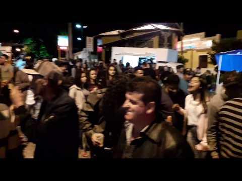 Piatã/BA: Show da banda Magnatas