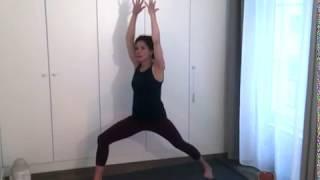 Vinyasa for Shoulders & Hips