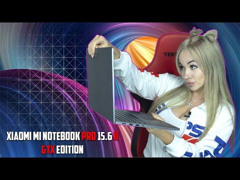 Лучший ноутбук из Китая! Xiaomi Mi Notebook Pro 15.6 2 GTX 1050!
