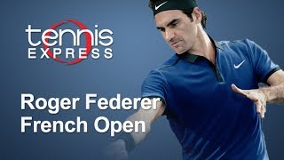 Roger Federer French Open 2016 Gear Guide | Tennis Express