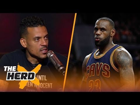 Matt Barnes talks LeBron's future, reflects on time with Lakers and more (FULL INTERVIEW) | THE HERD
