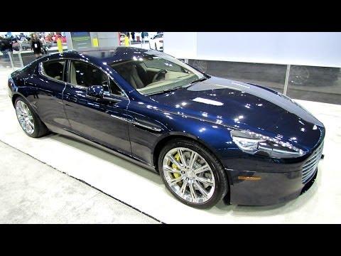 2014 Aston Martin Rapide S - Exterior Walkaround - 2014 Chicago Auto Show