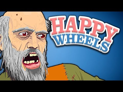 Impossible Happy Wheels!