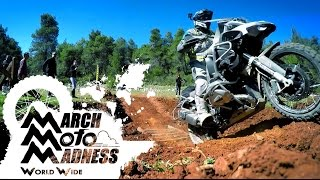 March Moto Madness : 2017 : Sofiko, Greece @ The Ranch