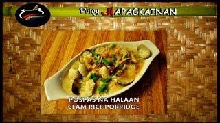 Pinoy Hapagkainan - POSPAS NA HALAAN