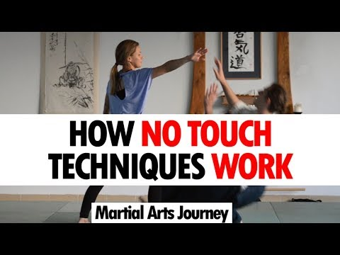 How No Touch Techniques Work in Aikido • Martial Arts Journey