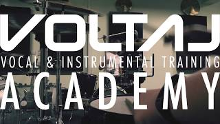 Voltaj Academy - Four Drummers | Black or White - Michael Jackson | (cover)