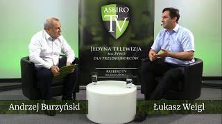 Jak pogodzić rodzinę z prowadzeniem biznesu? Jacek Weigl | ASBiROTV