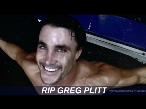 Greg Plitt PLITTSPIRATION 2015 RIP