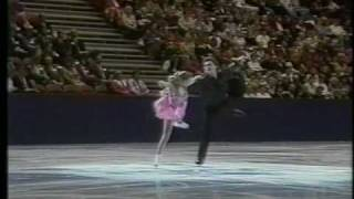 Gordeeva & Grinkov (RUS) - 1991 World Challenge of Champions, Pairs' Event