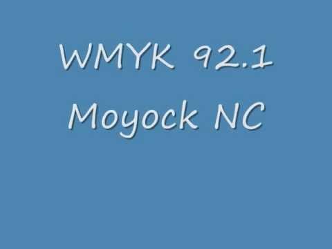 WMYK 92.1 Moyock NC  1995  KISS FM .wmv