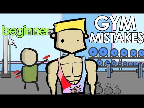 5 Beginner Gym Mistakes You Need to Avoid!