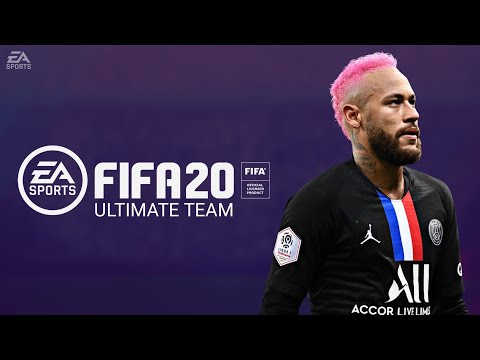 FIFA 20 Mobile Ultimate Team Android Offline 1 GB New Transfer Update Best Graphics