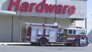 Rocky's Ace Hardware, local fire departments promote fire safety