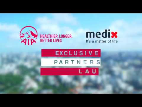 AIA Singapore partners Medix to provide customers with Personal Case Management Service