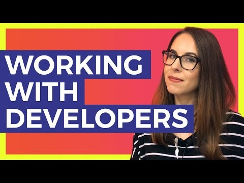 How to Work With Developers as a Designer