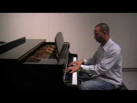 Can't Help But Wait - Trey Songz Piano Cover By Mike Fenty
