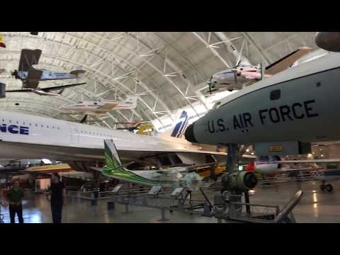 Inside the Biggest Air and Space Museum!