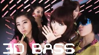 Hot Issue - 4MINUTE | 3D AUDIO+BASS BOOSTED