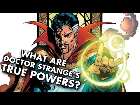 How Is DOCTOR STRANGE So Powerful?