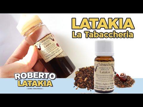 Revisión de aroma: Latakia de La Tabaccheria