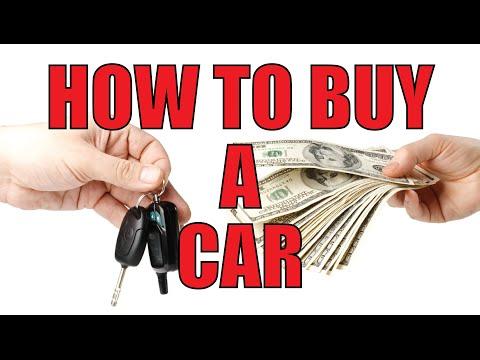 Czar Finance Ep10: How to Buy a Car