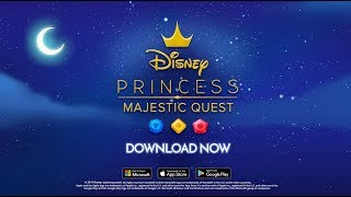 Disney Princess Majestic Quest - Launch Trailer
