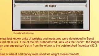 Weights and Measures Part I