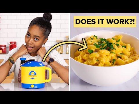 I Tried A Mac & Cheese Maker • Tasty