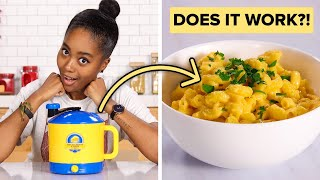 I Tried A Mac & Cheese Maker  Tasty