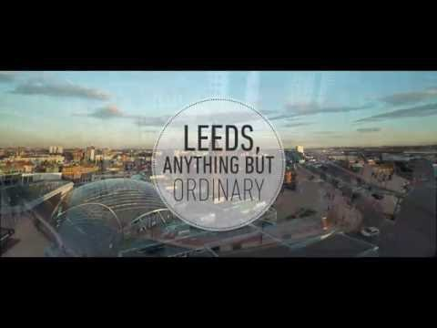 Visit Leeds Business Visits and Events Tourism Film. Video Production Leeds