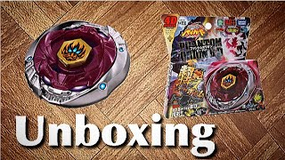 Beyblade Phantom Orion BD Unboxing Review