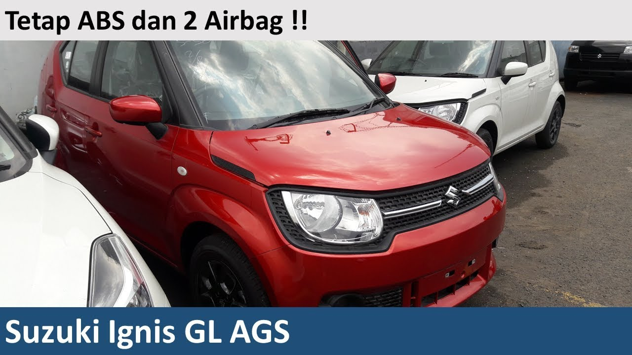 Suzuki Ignis Gl Ags Review Indonesia Youtube