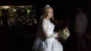 Букет невесты Оли