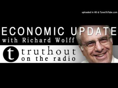 Economic Update-  Public VS Private Enterprise (Water & Electric Utilities..) Richard Wolff -Feb9,14