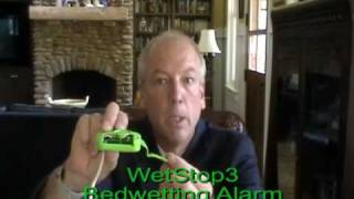 Wet Stop Bedwetting Alarm by PottyMD