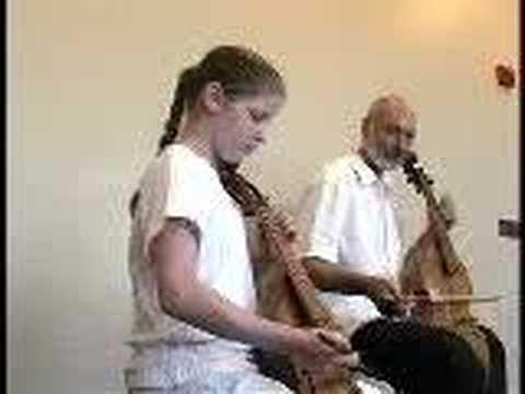 John Mark Rozendaal viola da gamba lesson: