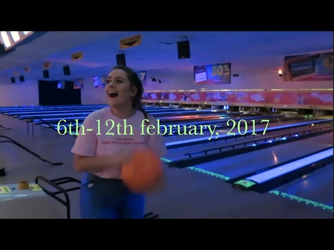 Girlie sleepover & Couples bowling | EmmasRectangle