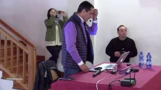 """Conferenza di Pier Giorgio Caria e Giorgio Bongiovanni """"LA GEOMETRI..."""