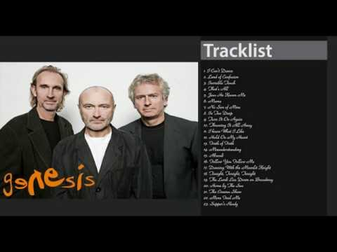 Genesis Greatest Hits || Genesis Best Songs