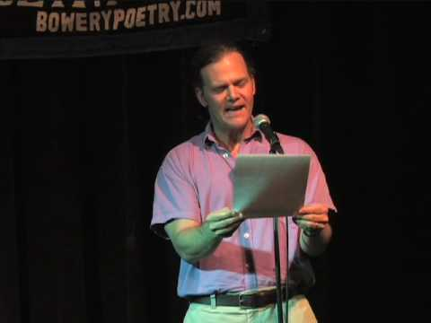"""I'll Fight You For The Library"" performed by Taylor Mali"