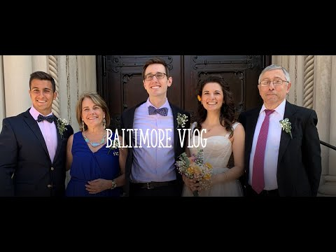 baltimore-wedding:-vlog-#1